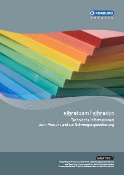 Broschüre Schwingungsisolierung DE