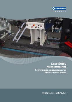 Case Study Schnellläuferpresse vibrafoam/vibradyn