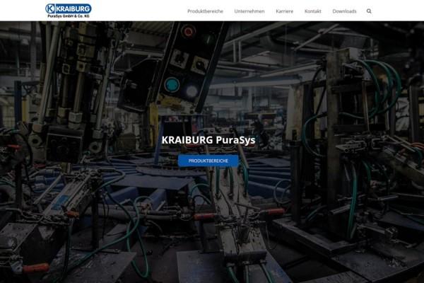 Relaunch der PuraSys Homepage