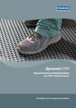Broschüre dynomicSTEP