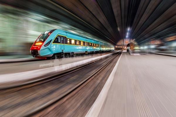 Bahn Titelbild