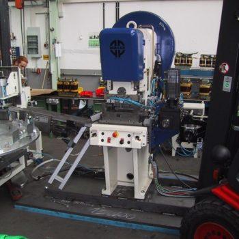 Mechanische Presse