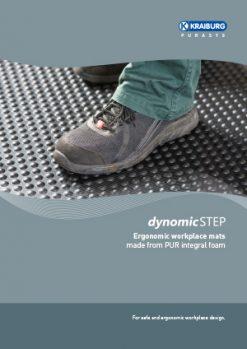brochure ergonomic workplace mats